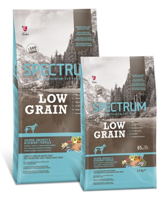 spectrum low grain 12kg